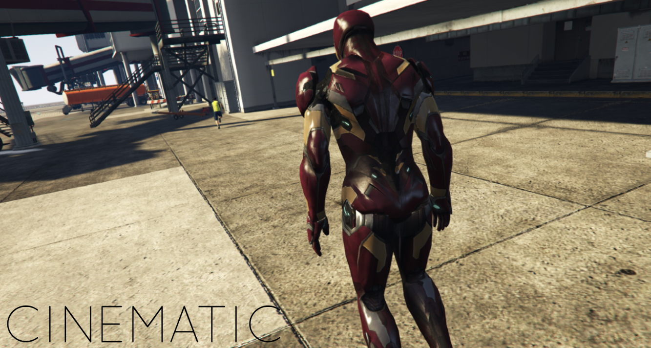 Improved Iron Man Mark 46 [Add-On Emmissive Ped] - GTA5-Mods com