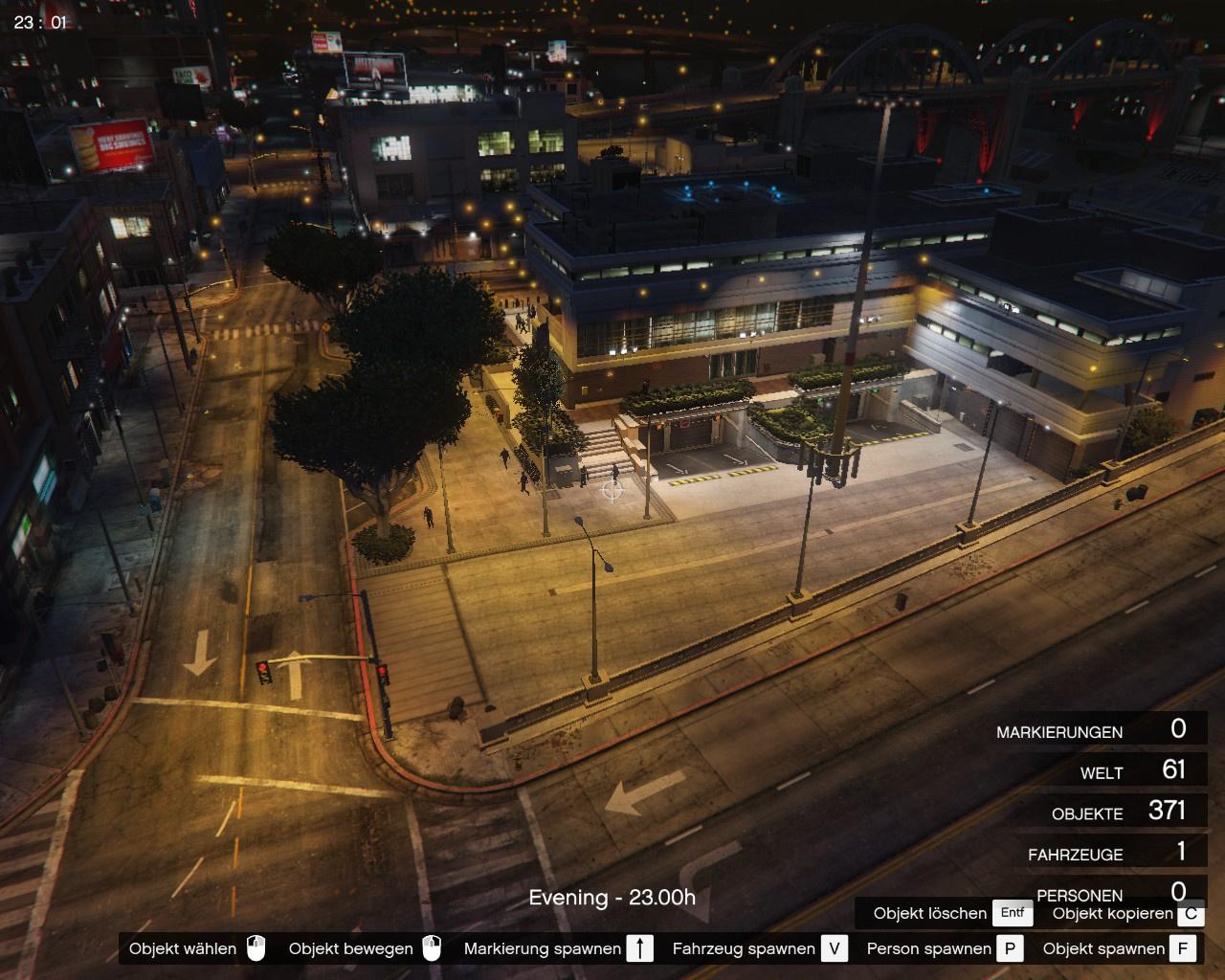 Improved Police Station - GTA5-Mods.com