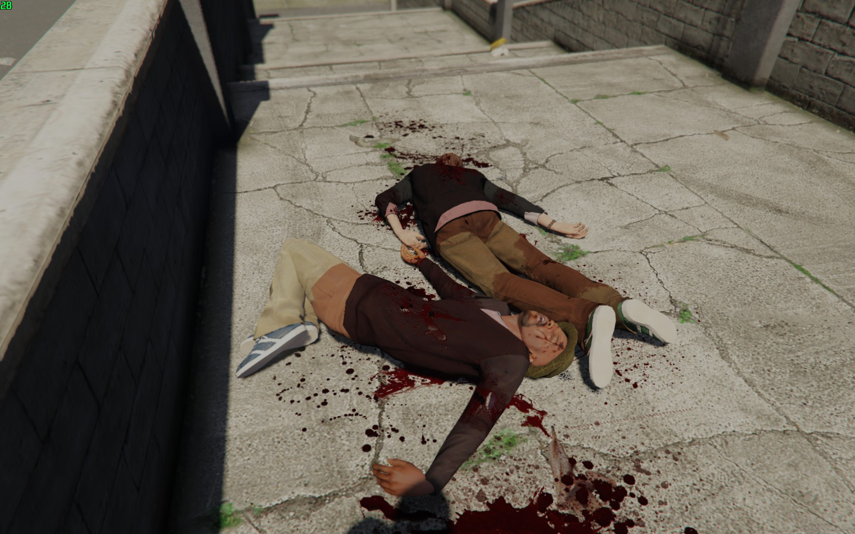 Improvements in Gore - GTA5-Mods.com