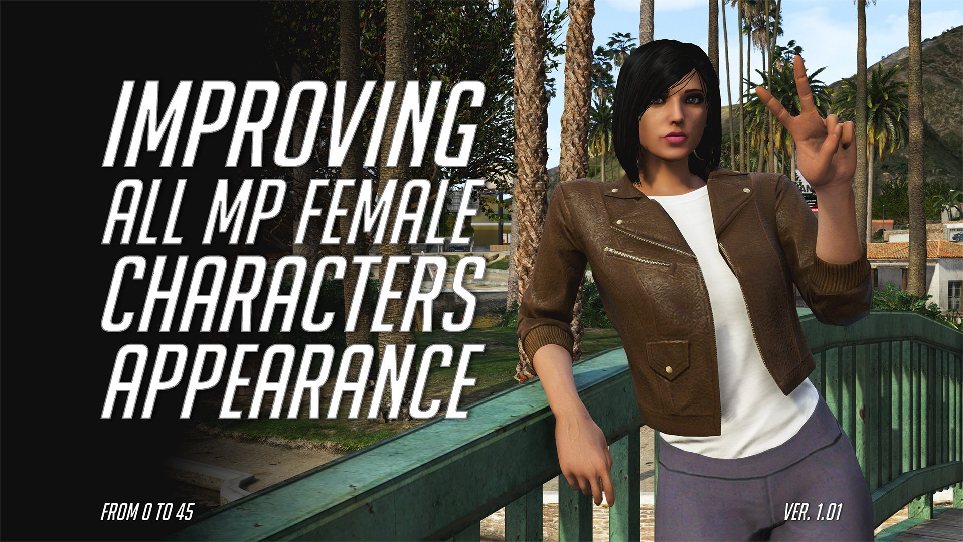 grand theft auto female main character