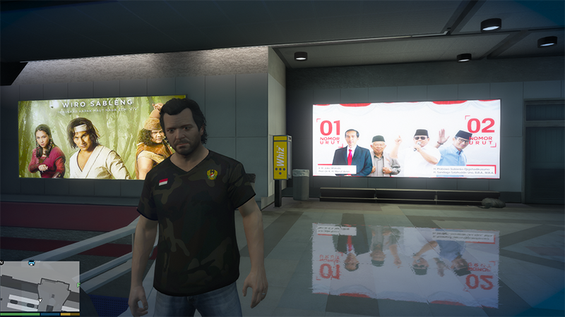 Grand Theft Auto V Indonesia - Home | Facebook
