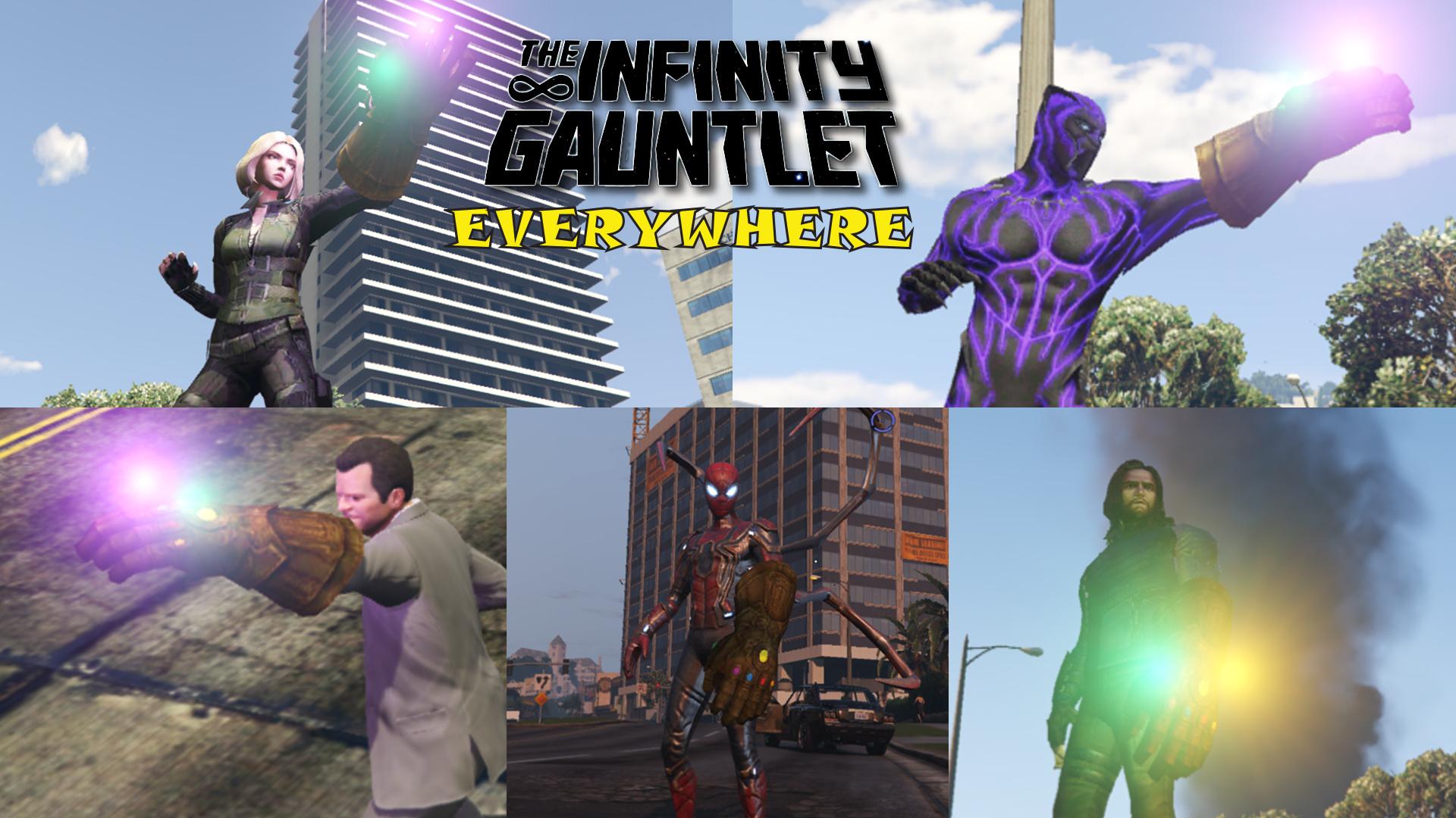Gauntlet Everywhere!! - GTA5-Mods com