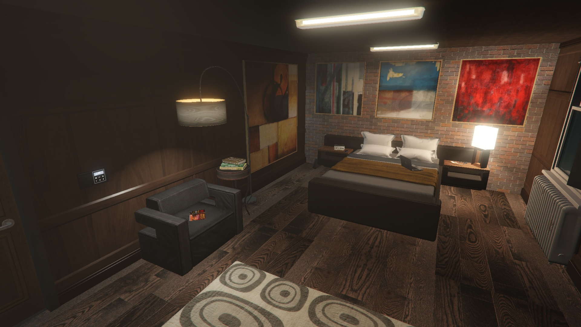 Interior of apartment (YMAP/Map editor) - GTA5-Mods.com