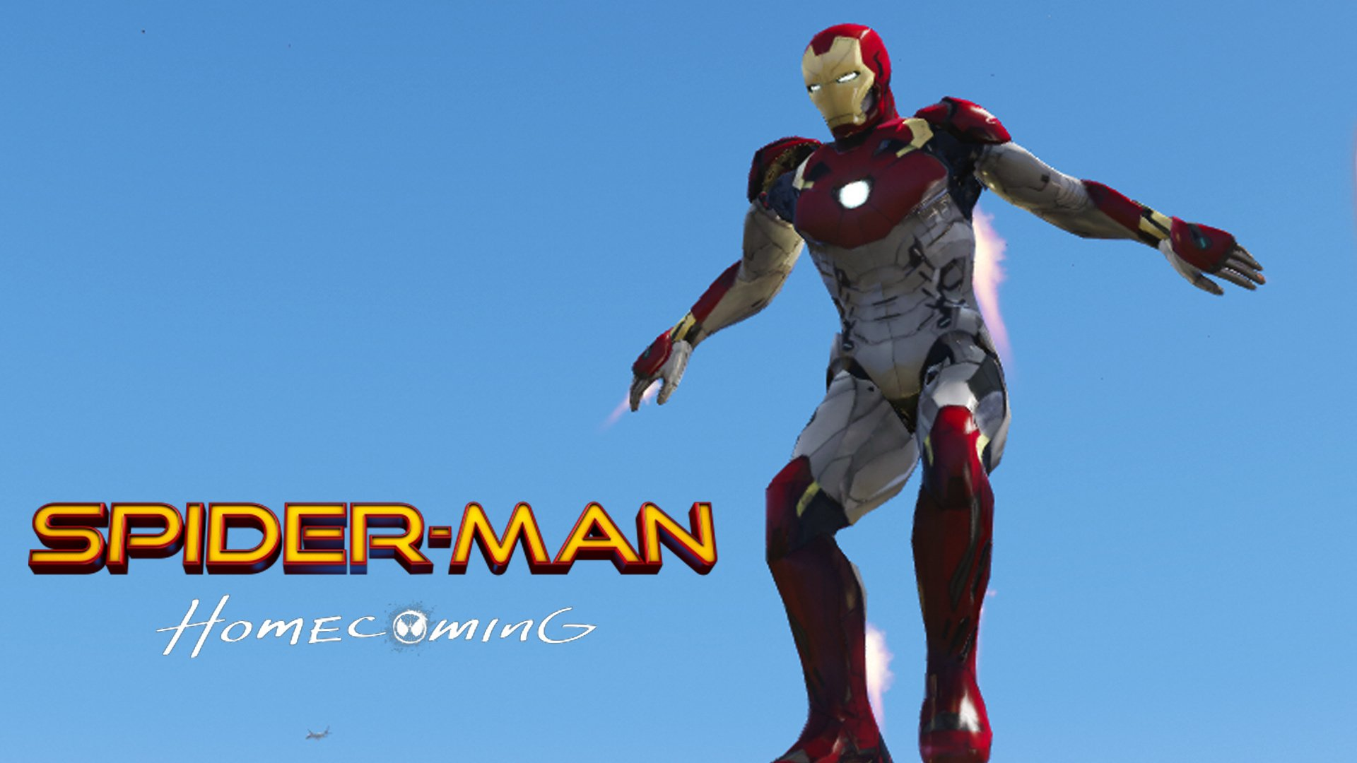 Iron Man Mark 47 (Spider-man Home Coming) [Add-On Ped] - GTA5-Mods com