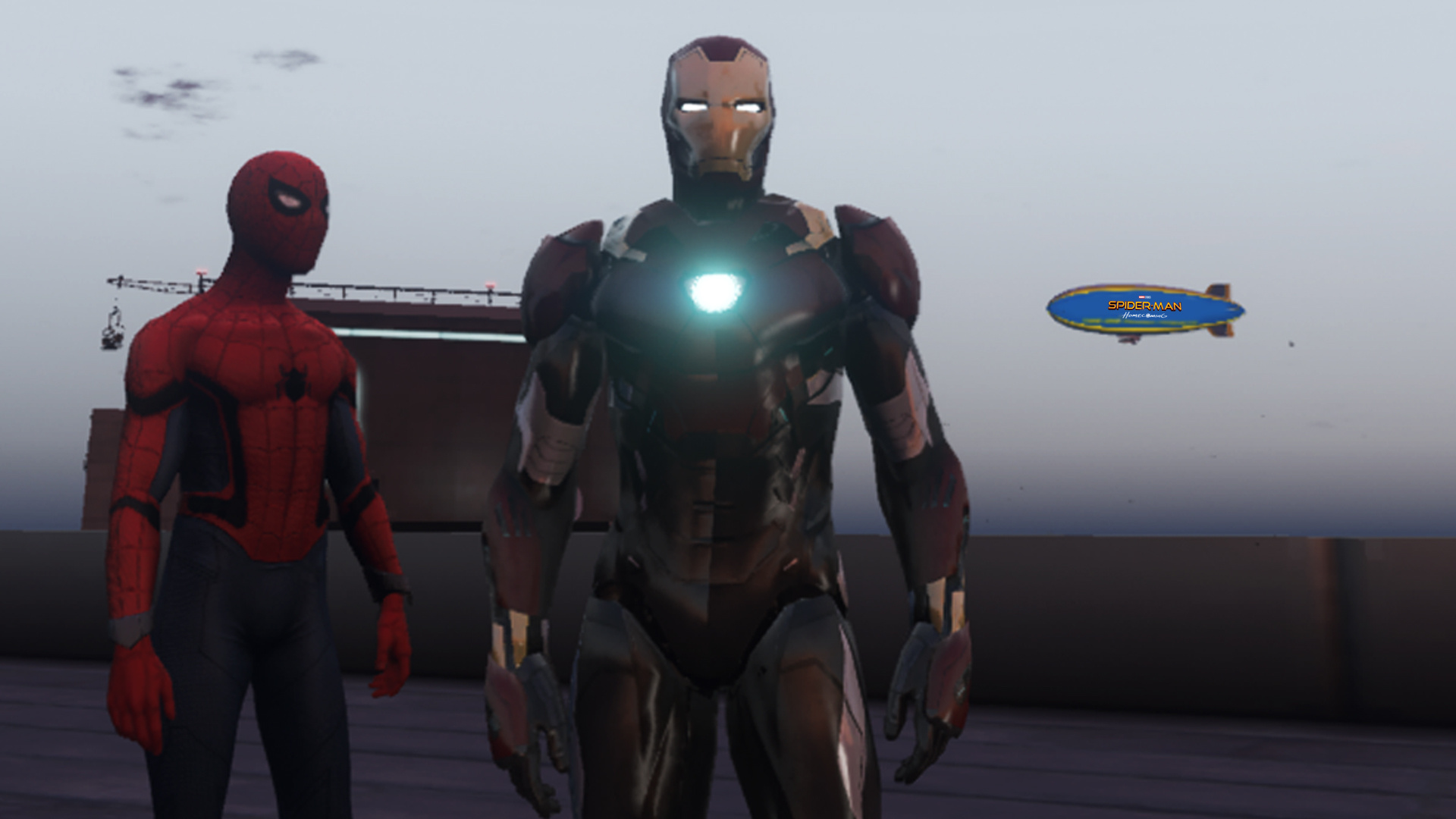 Iron man mark 47 spider man home coming add on ped for How can i stop spiders from coming in my house