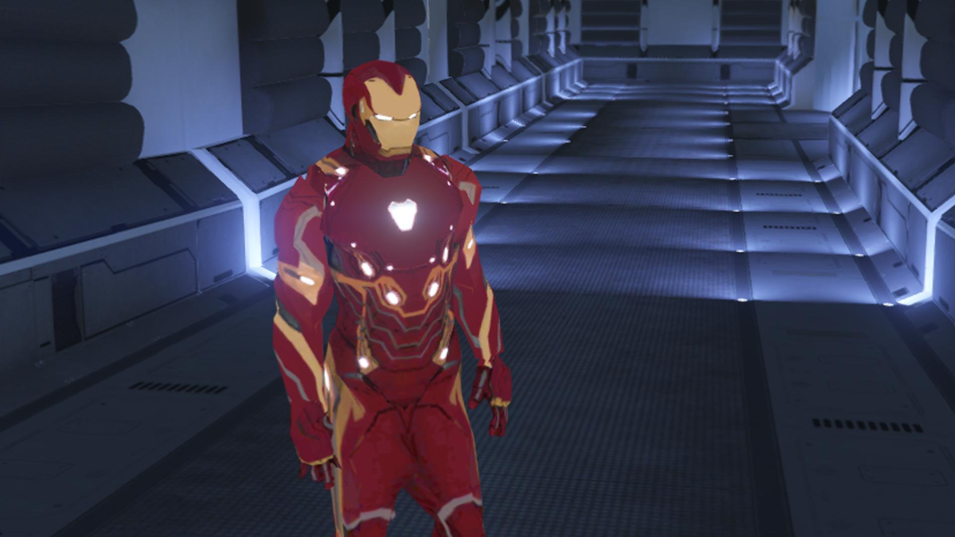 Iron Man Mark 48 (Avengers Infinity War) [Emissive] - GTA5 ...