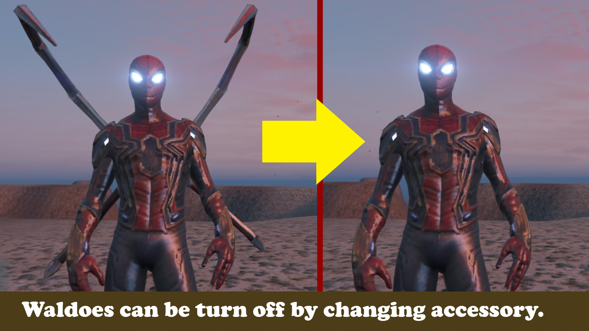 how to make iron mans suit avengers infinity war
