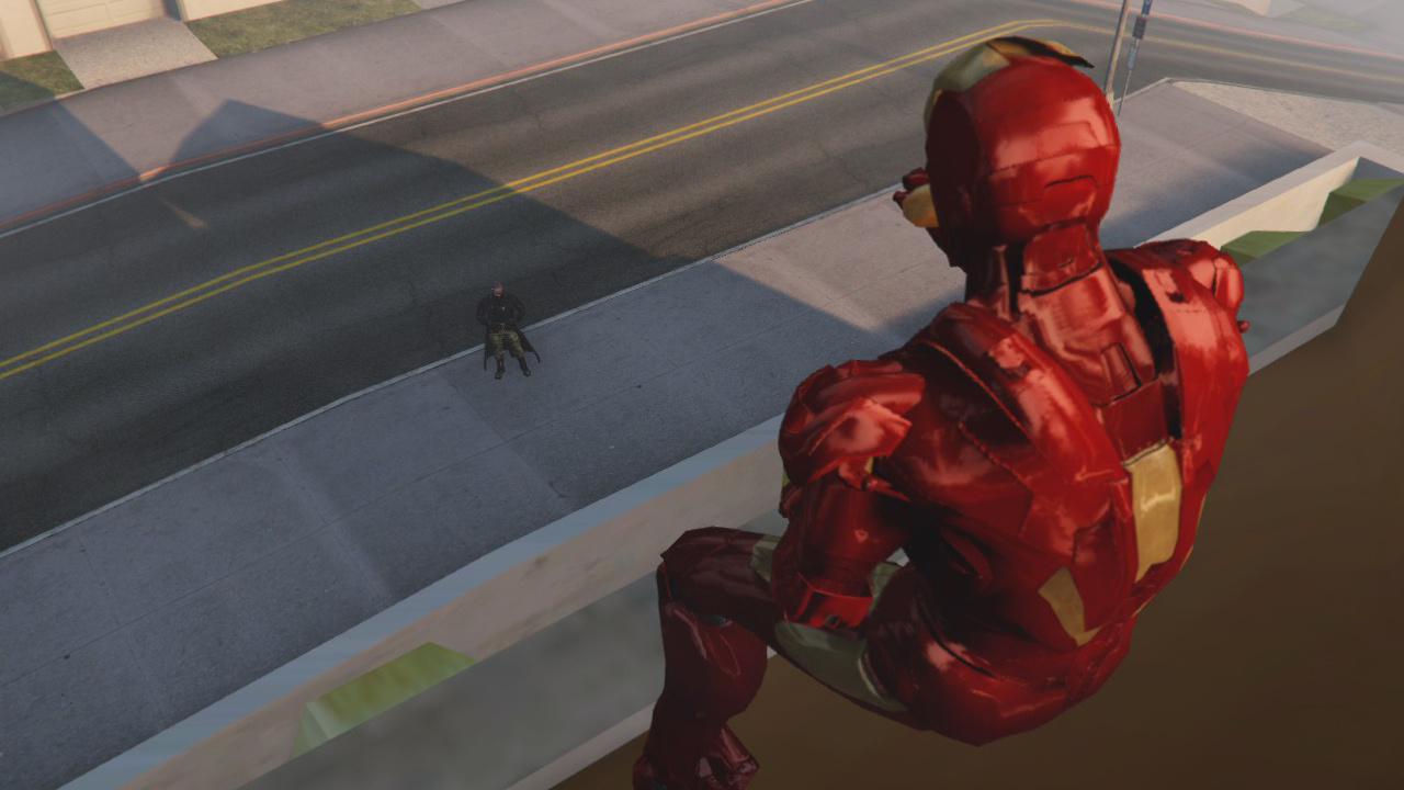 Iron Man(MCU) Pack - GTA5-Mods com