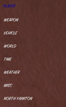 GTA IV Style Simple Native Trainer (Reskin) - GTA5-Mods com