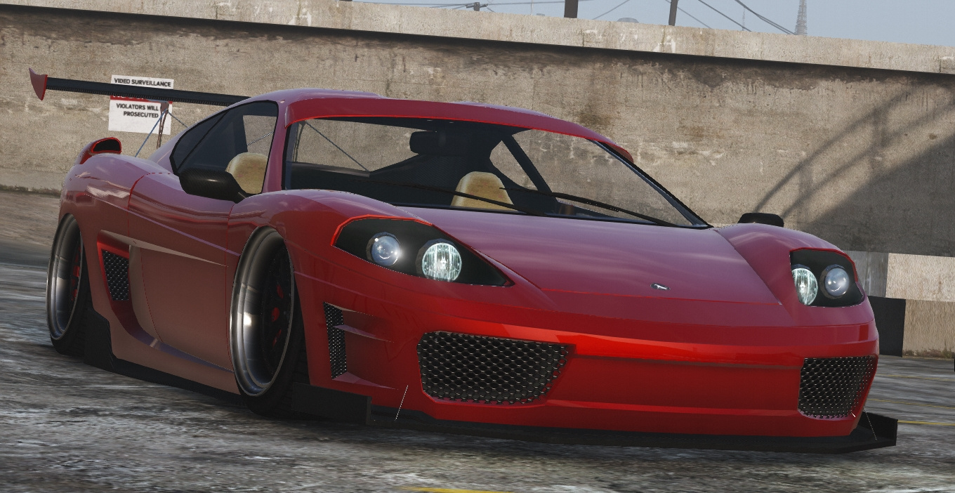 Cheetah Gta 5 Customization