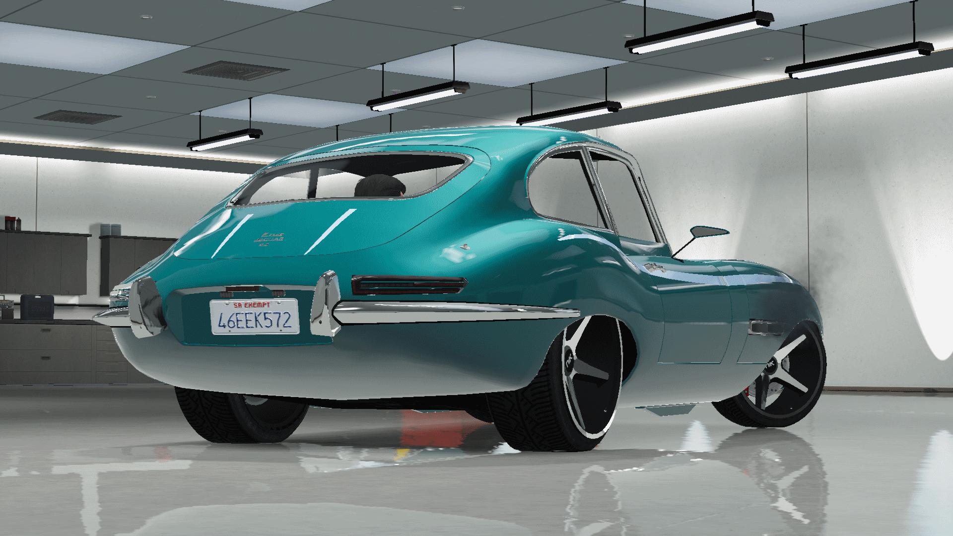 Jaguar E Type >> Jaguar E Type Modified Nik Add On Replace Gta5 Mods Com