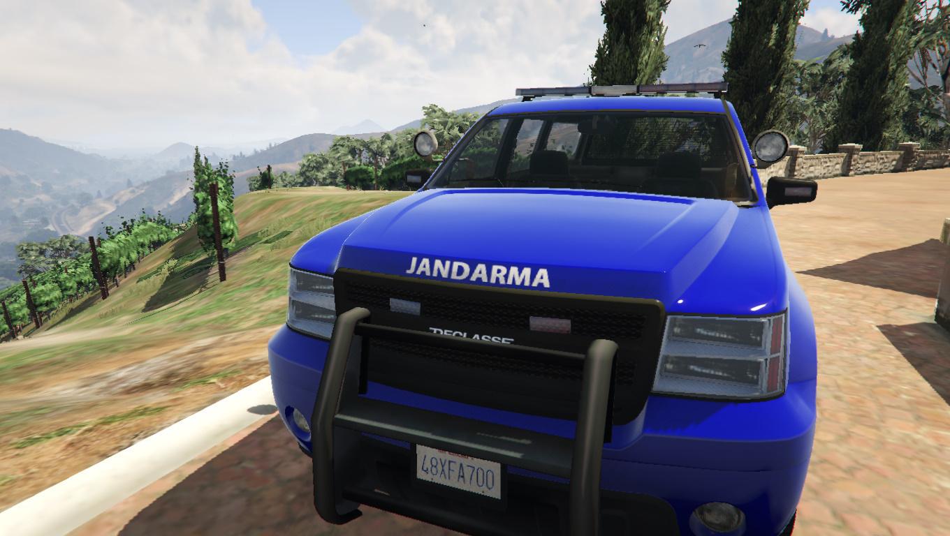 Turkish Gendarmerie L Jandarma Arabasi Gta5 Mods Com