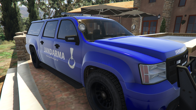 Turkish Gendarmerie L Jandarma Arabası Gta5 Modscom