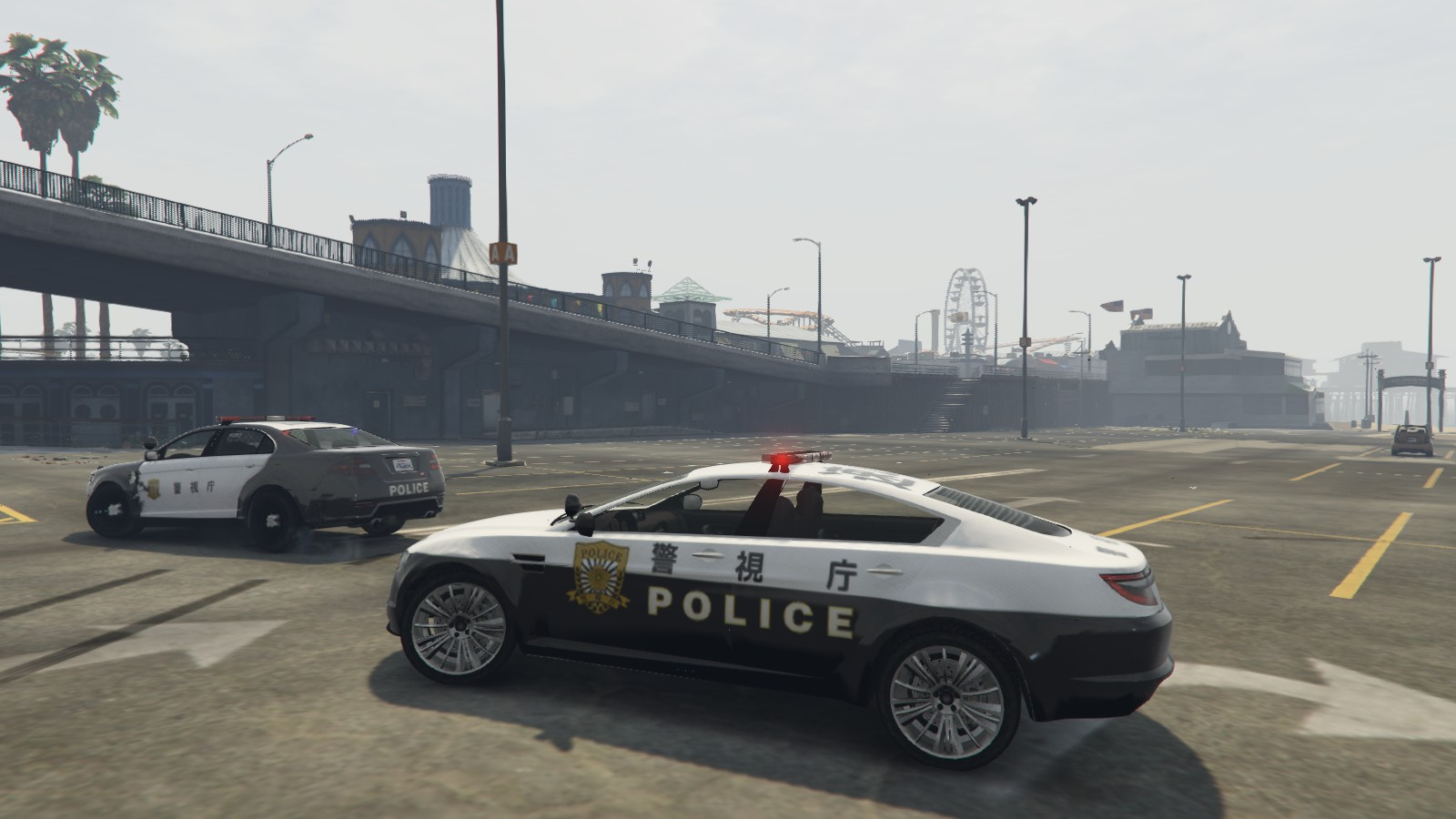 JPN Japanese Police Patrol Vehicle - GTA5-Mods.com