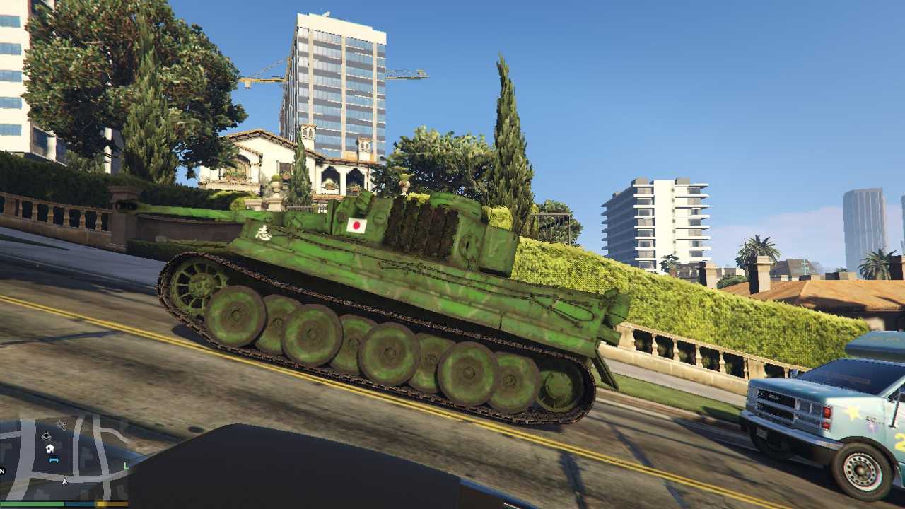 how to buy a tank in gta 5