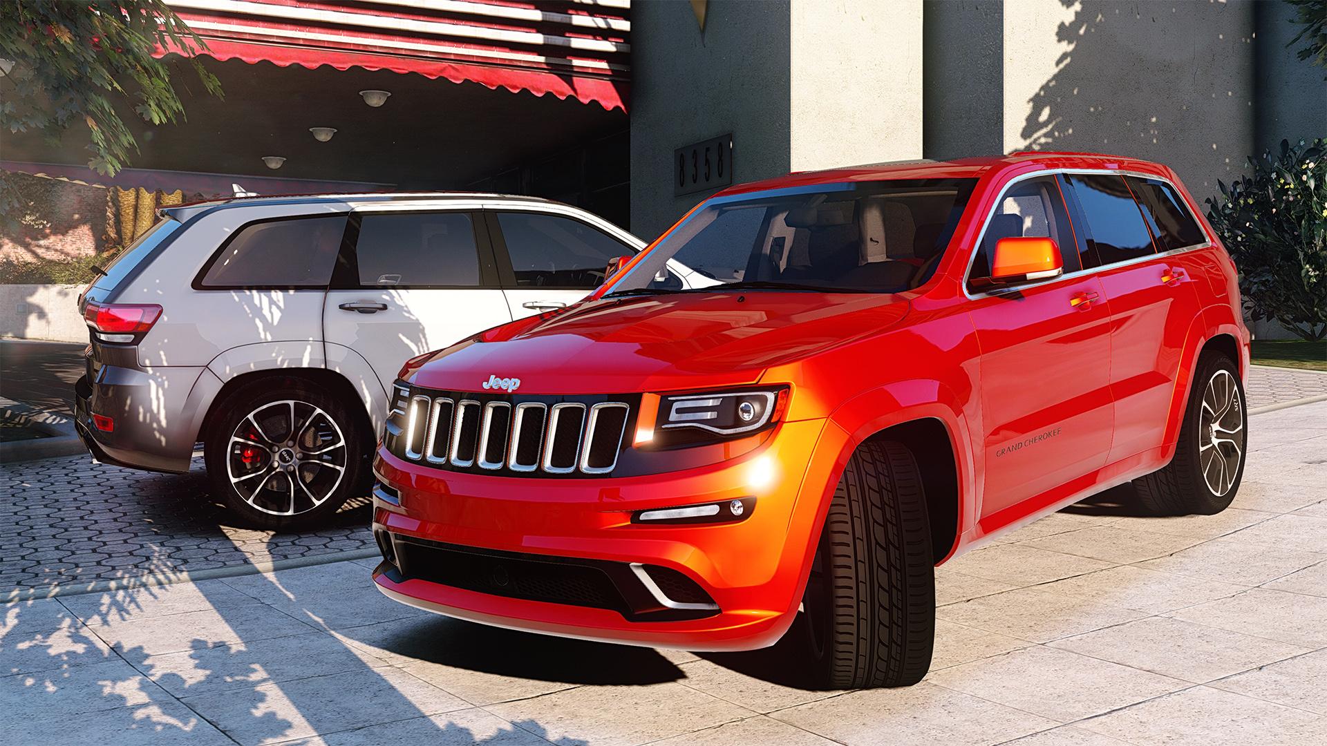 Jeep Srt 8 2015 Add On Gta5 Mods Com