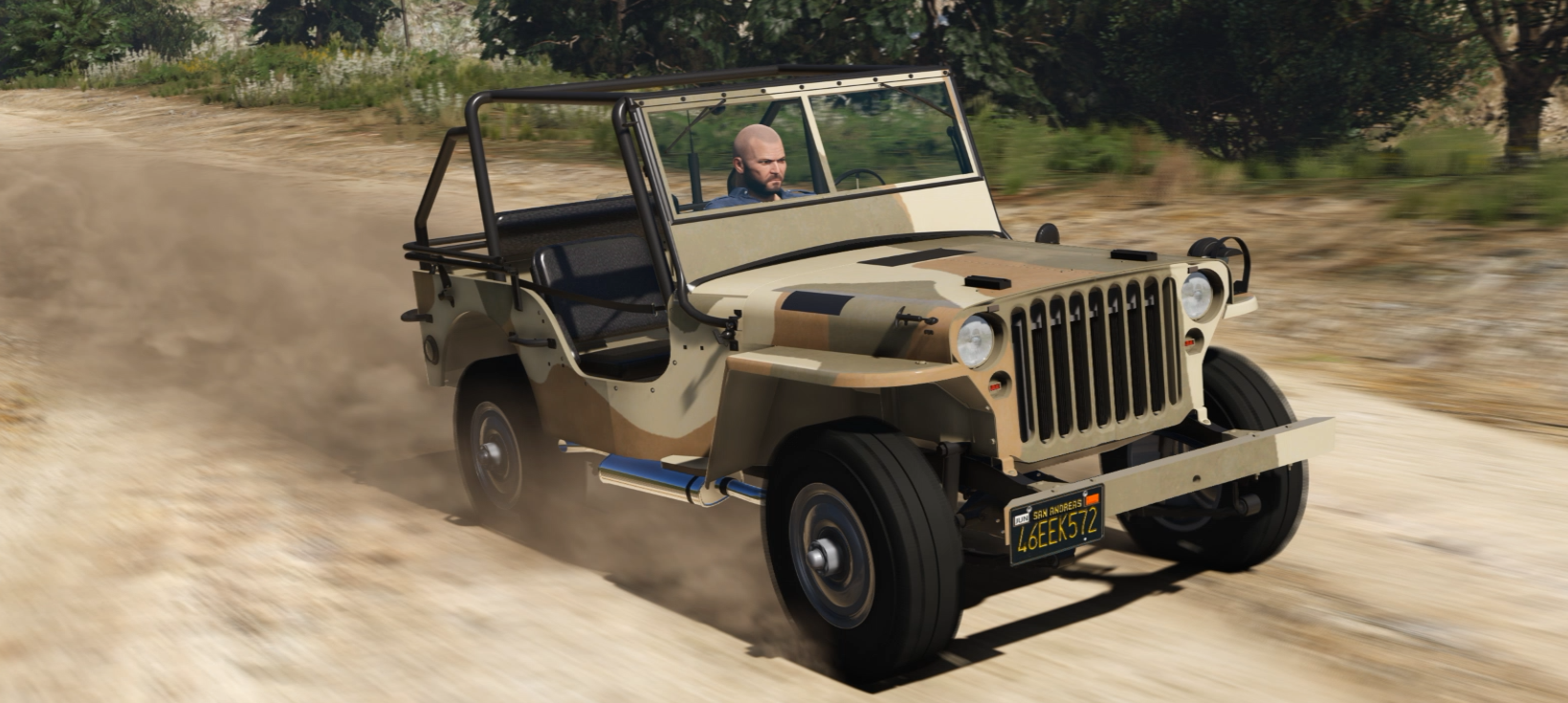 jeep willys mb add on replace livery extras. Black Bedroom Furniture Sets. Home Design Ideas