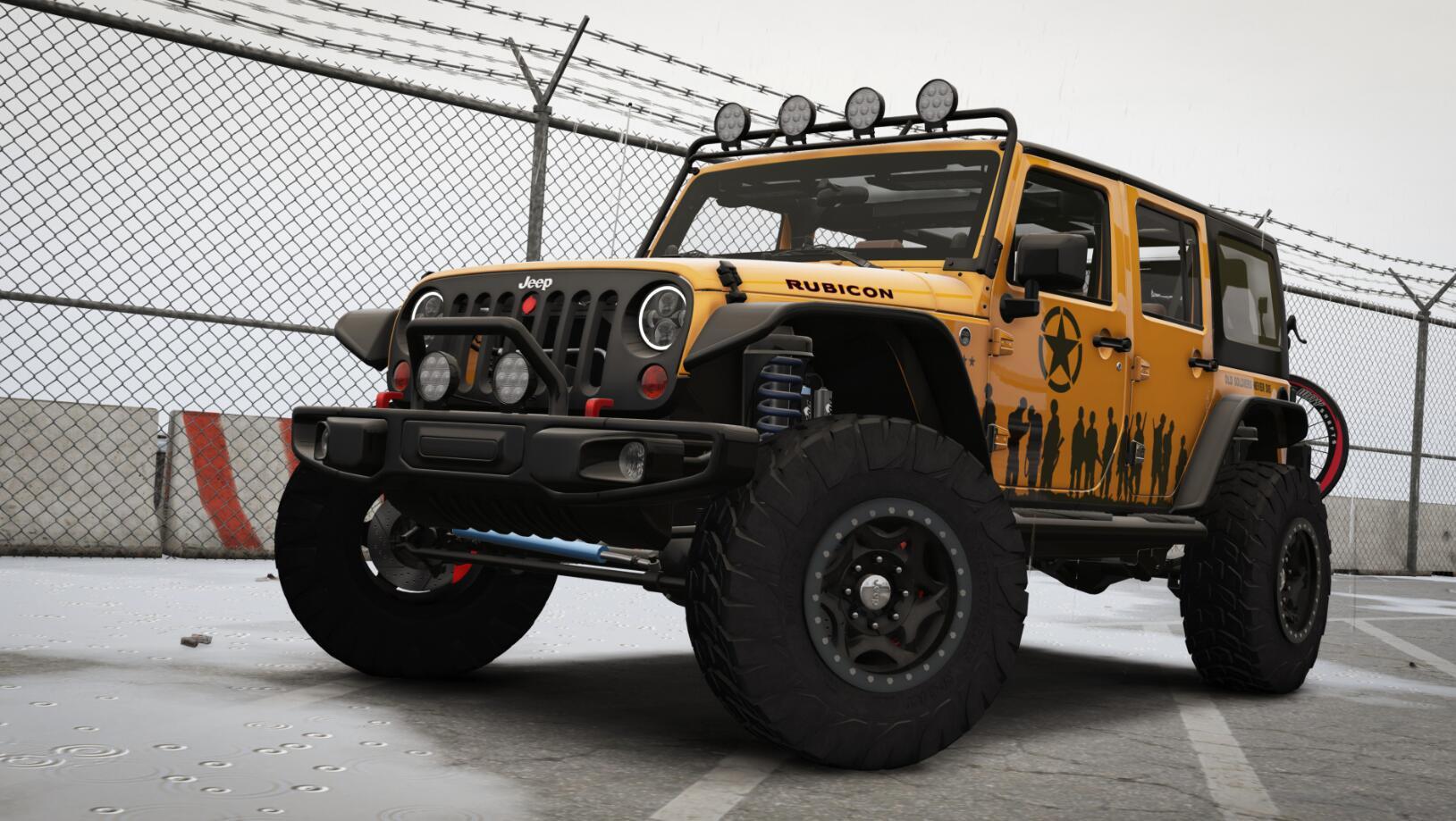 jeep wrangler 2012 rubicon gta5. Black Bedroom Furniture Sets. Home Design Ideas