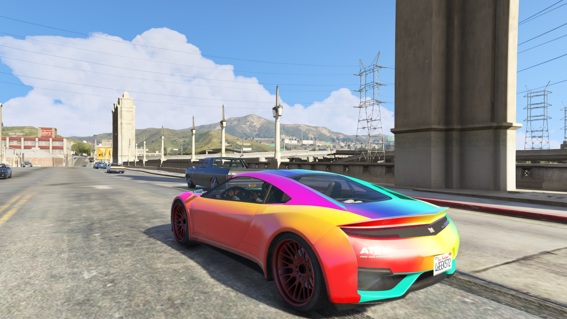 List Of Synonyms And Antonyms Of The Word Rainbow Car
