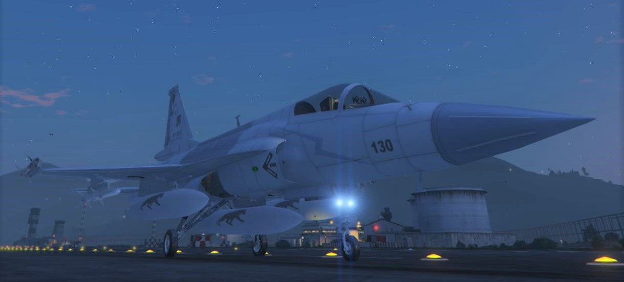 JF-17 Thunder Block 1 - Pakistan [Add-On / Replace] 枭龙
