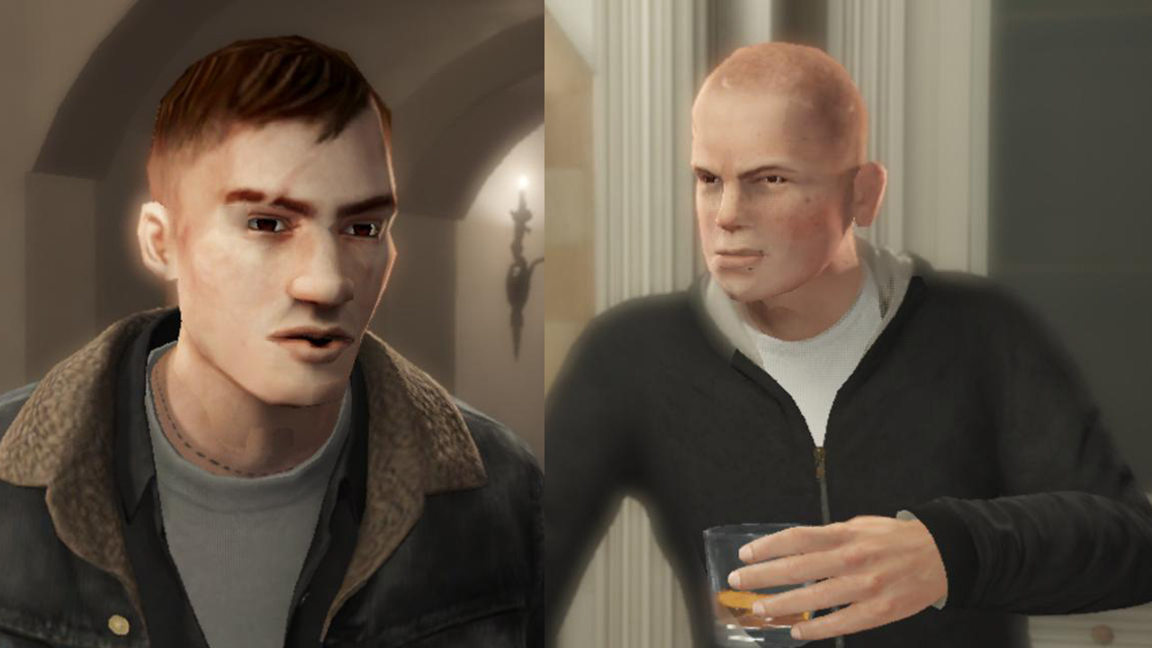 Jimmy Hopkins and Gary Smith Player Replacement (from Bully