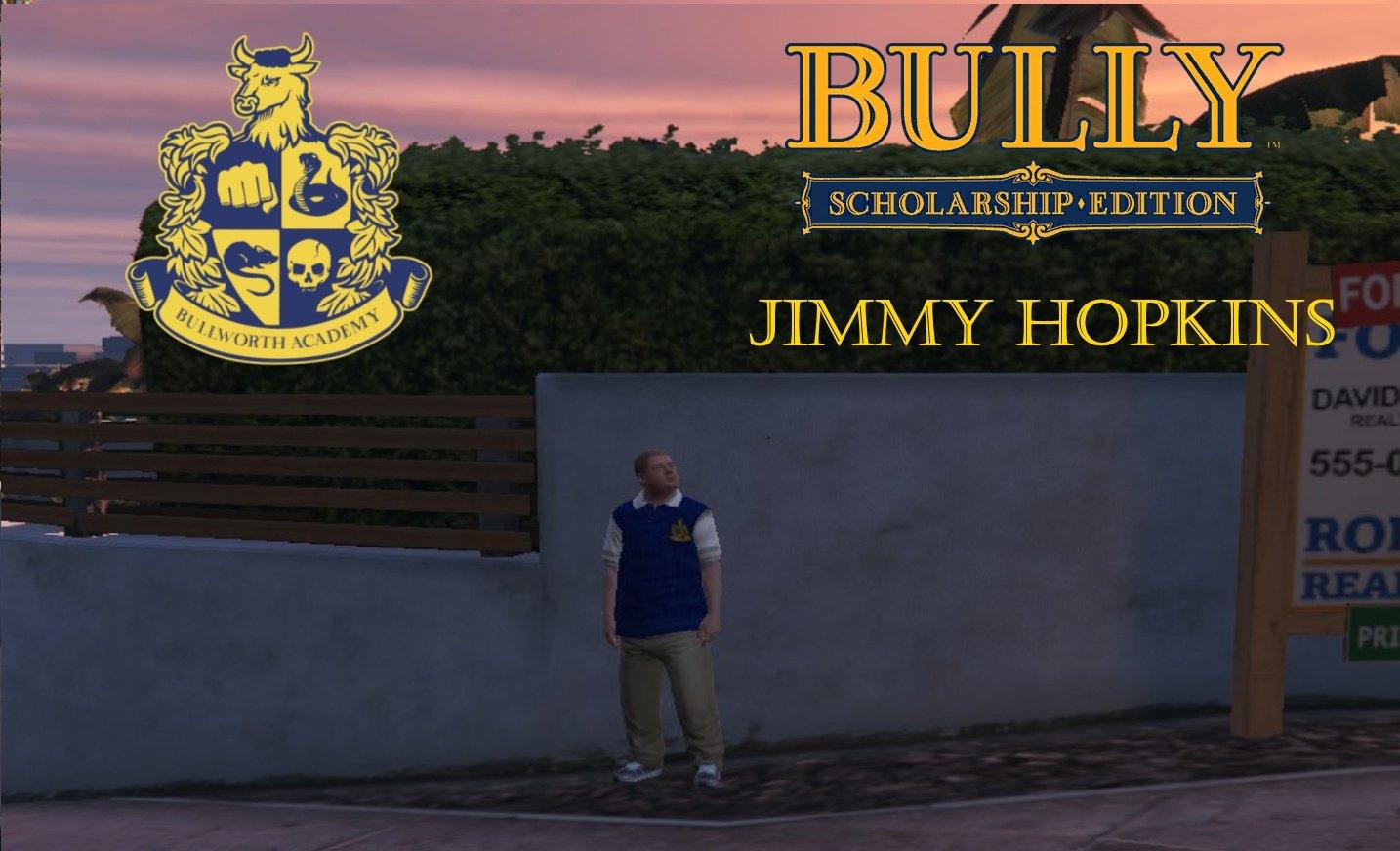 Jimmy Hopkins V - GTA5-Mods com