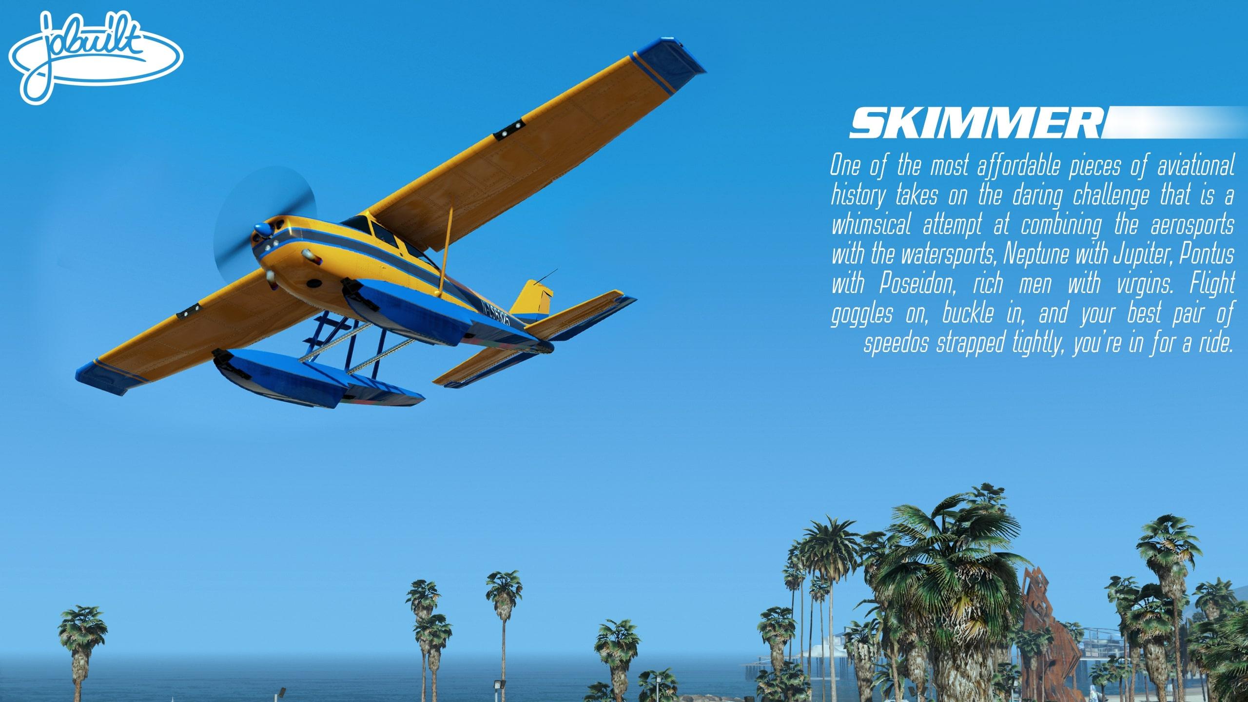 JoBuilt Mammatus Skimmer [Add-On] - GTA5-Mods com