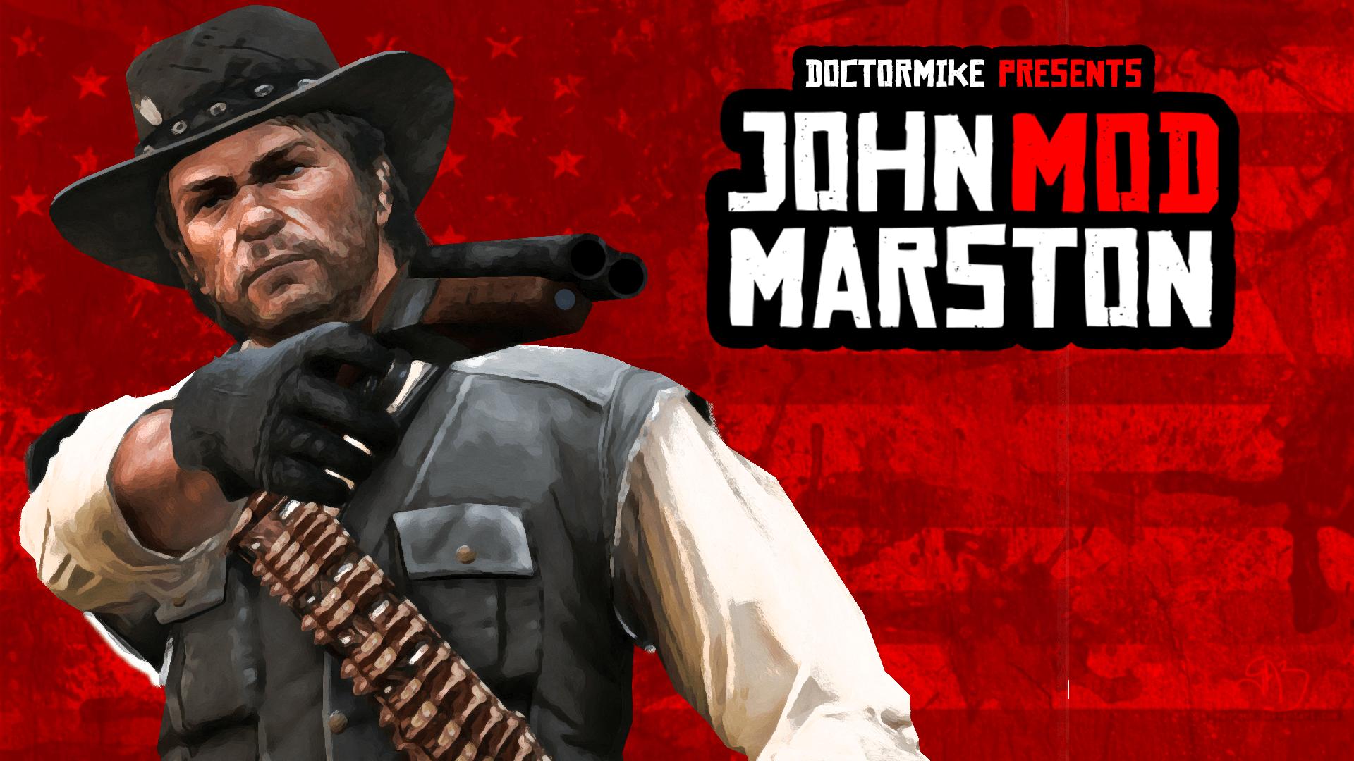 John Marston Gta5 Mods Com