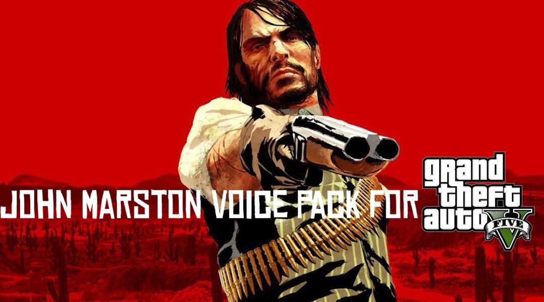 John Marston Voice Pack Gta5 Mods Com