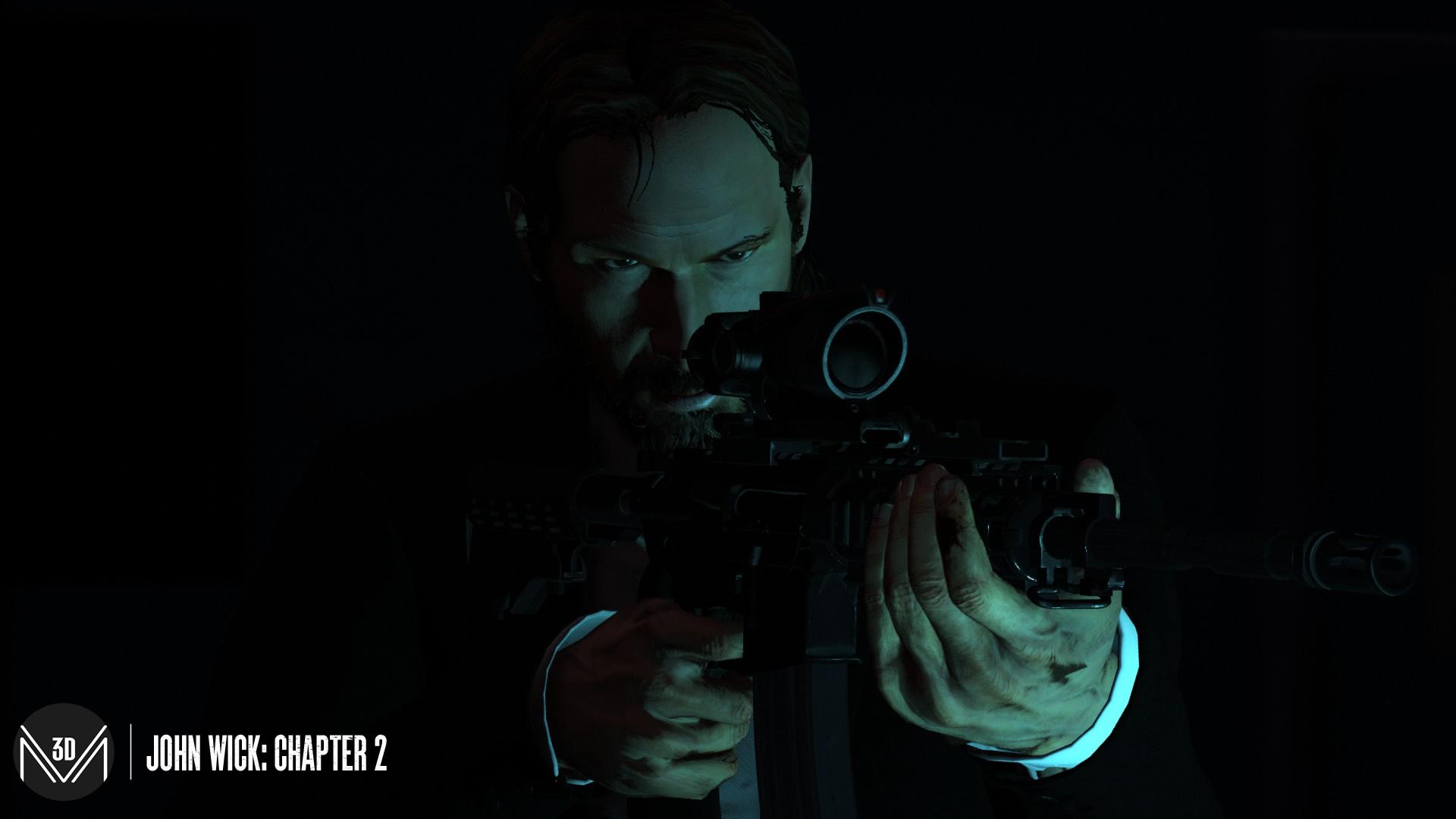 John Wick - GTA5-Mods com