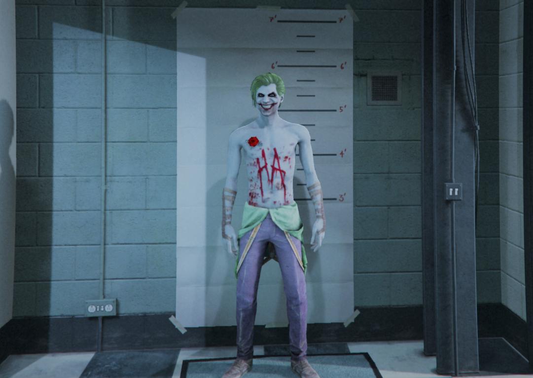 Joker from Injustice 2 [Add-On Ped] - GTA5-Mods com