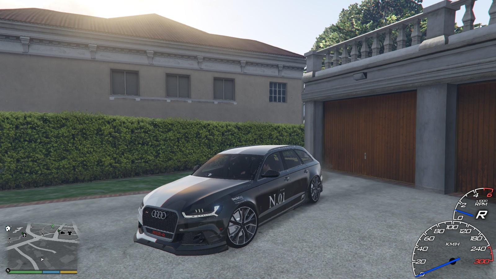 jon olsson 39 s no 1 i audi rs6 avant abt livery gta5. Black Bedroom Furniture Sets. Home Design Ideas