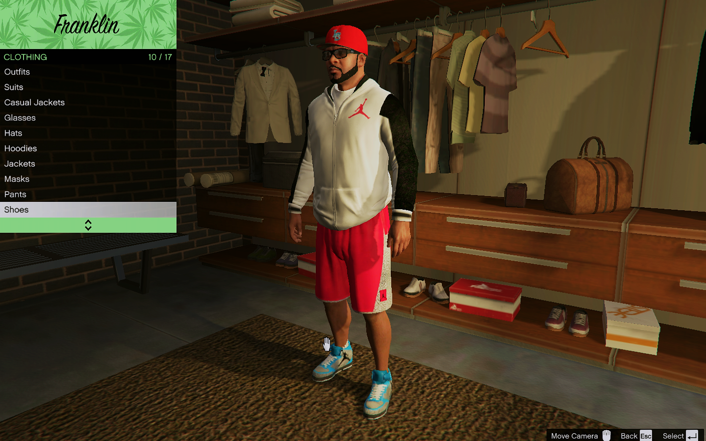 Jordan Clothes Pack - GTA5-Mods.com