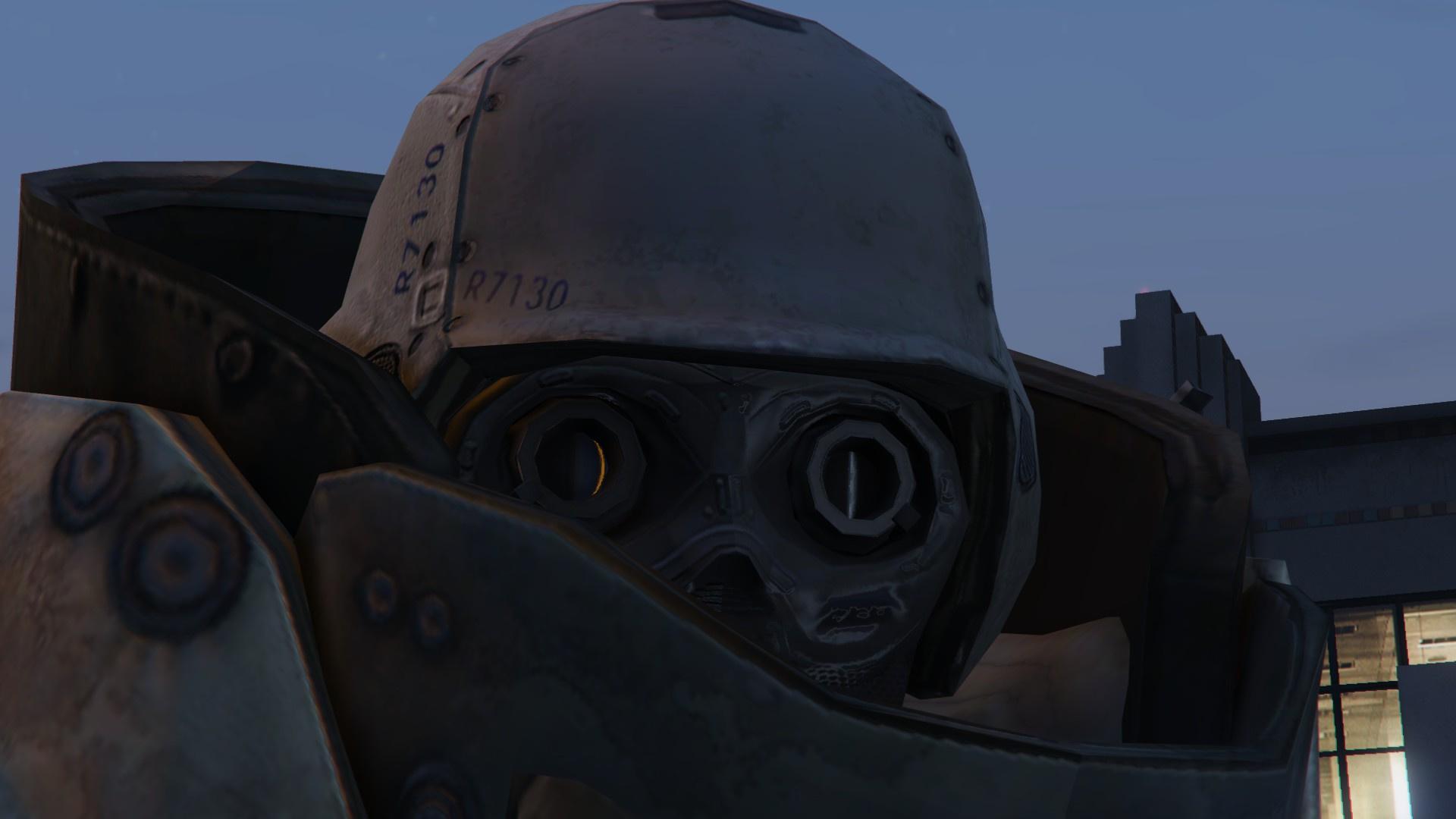 Juggernaut From MW2 [Add-On / Replace] - GTA5-Mods com