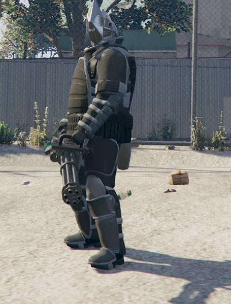 Juggernaut Outfits Menyoo Gta5 Mods Com