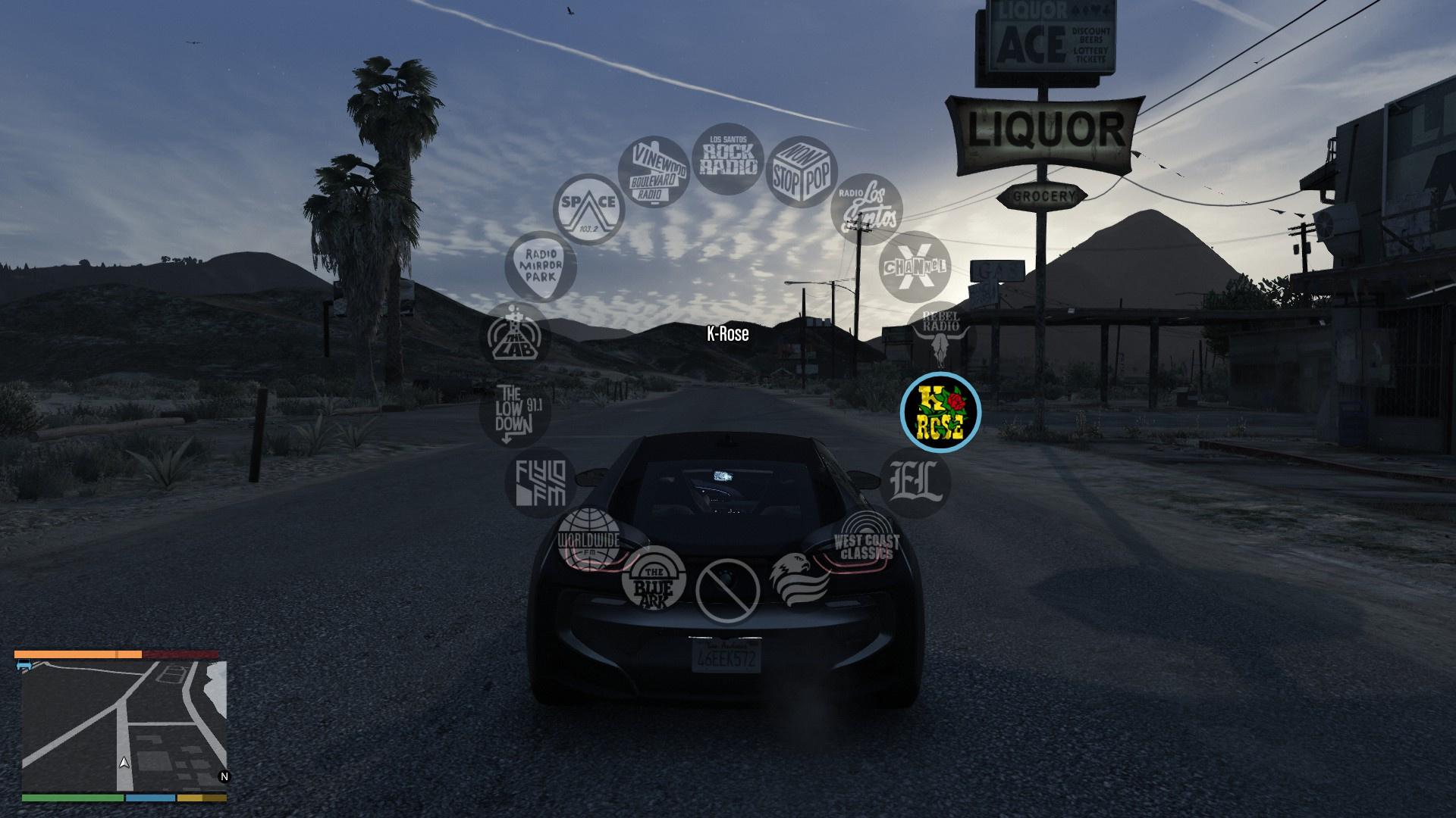 grand theft auto 5 new radio stations