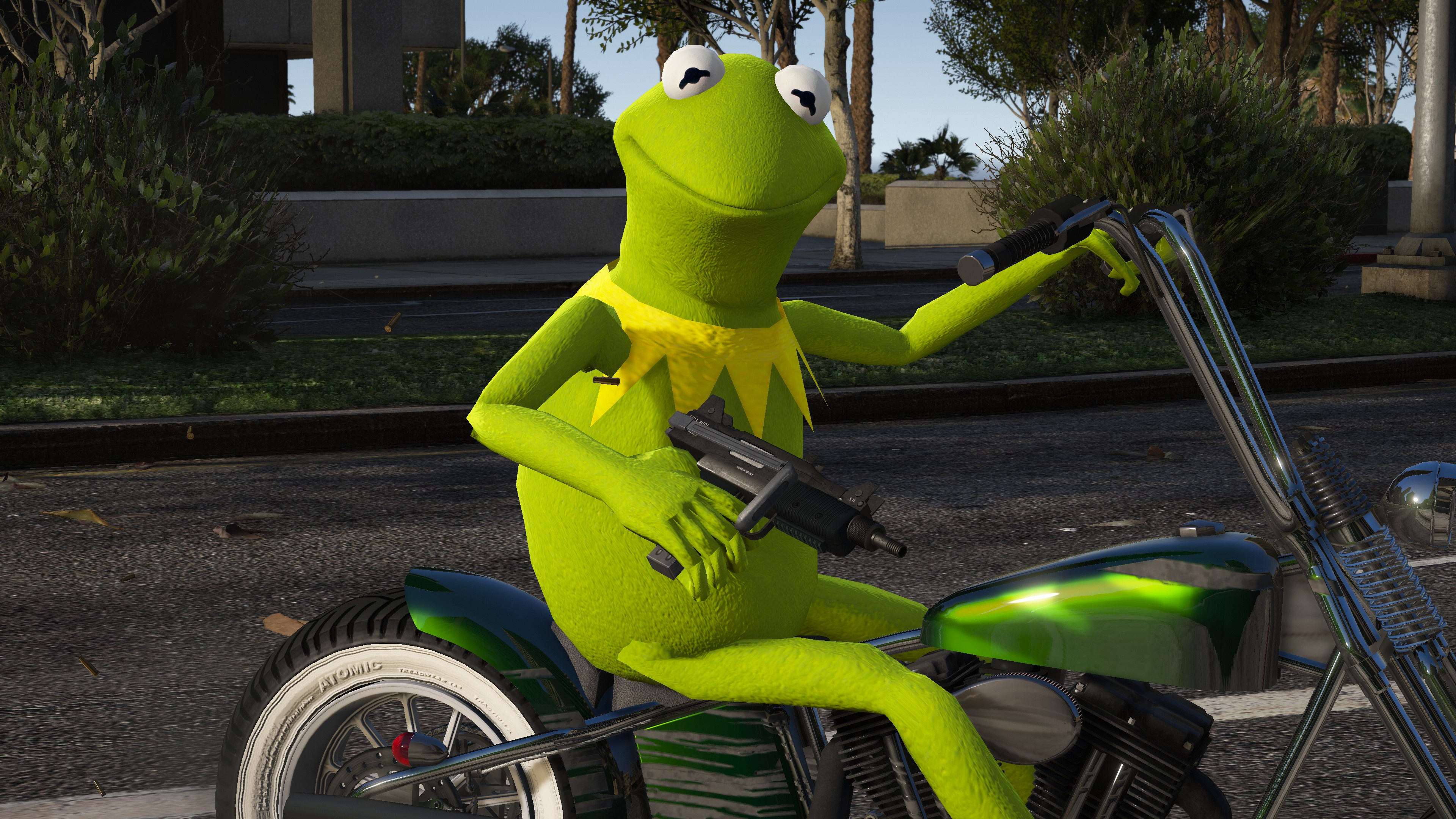 Kermit the Frog guest appearances - Muppet Wiki