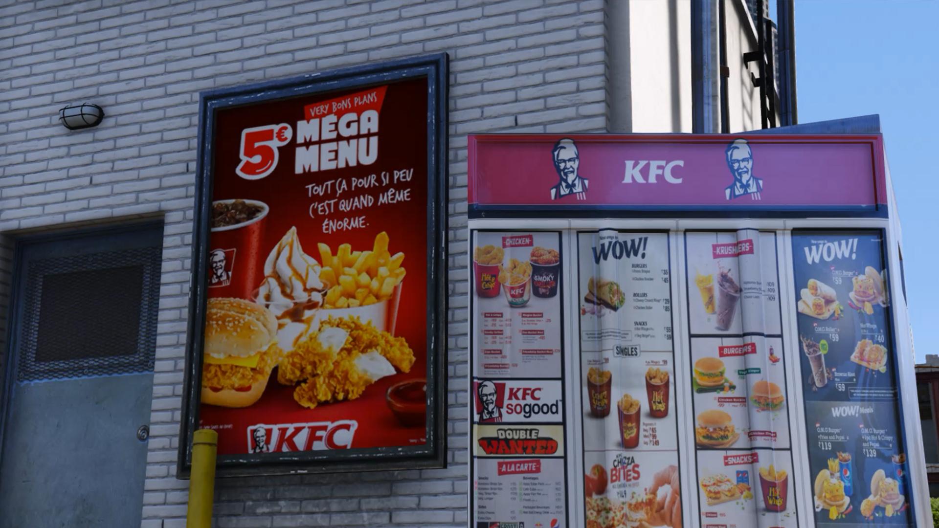 KFC - GTA5-Mods com