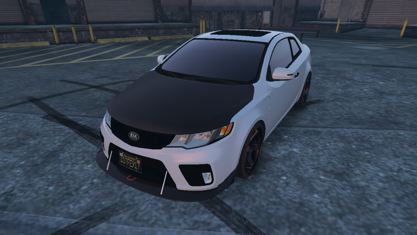 kia forte koup sx gta5. Black Bedroom Furniture Sets. Home Design Ideas