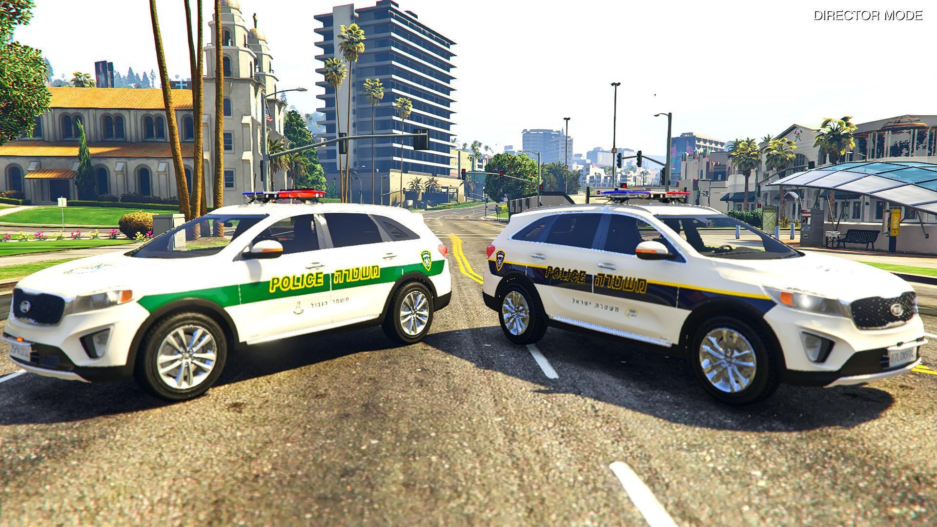gta 5 director mode police