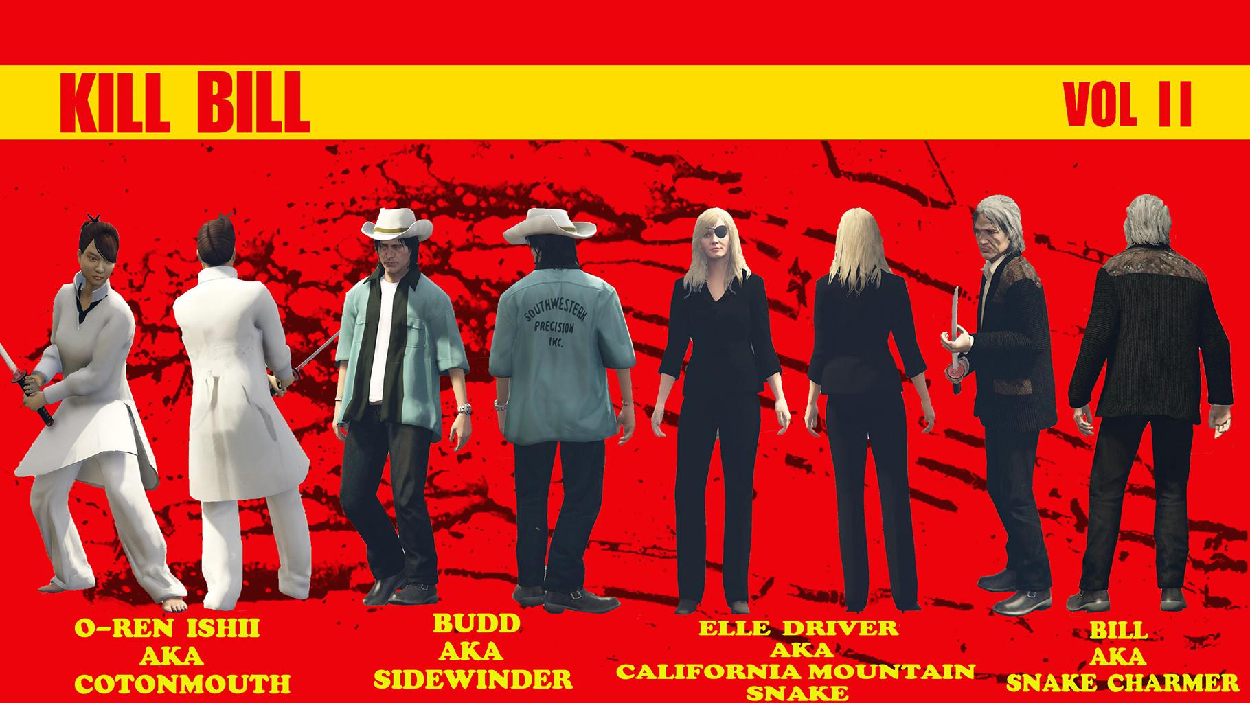 Kill Bill Vol 2 Gta5 Mods Com