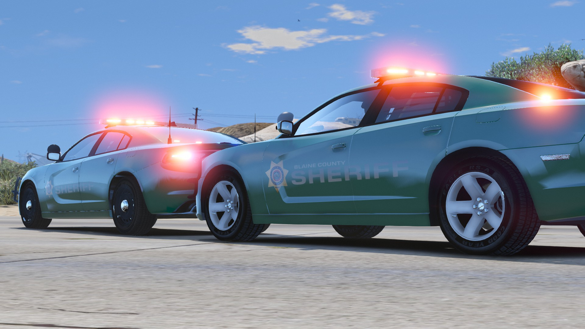 Blaine County Sheriff Texture Pack Gta5 Mods Com