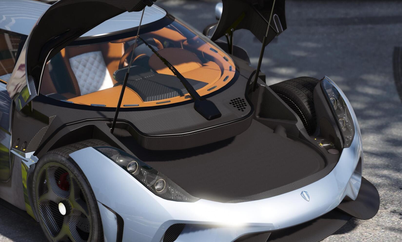 Koenigsegg Regera 2016 [Add-On] - GTA5-Mods.com