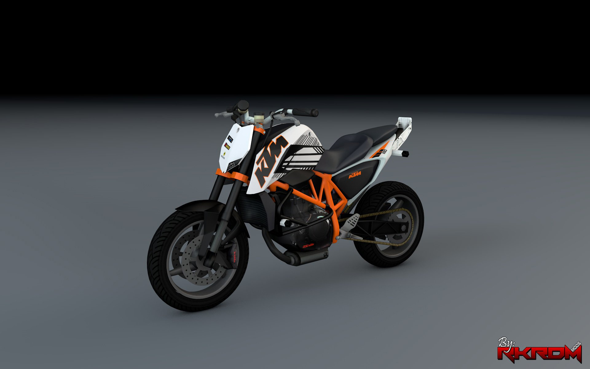 ktm duke 690 street edition gta5. Black Bedroom Furniture Sets. Home Design Ideas