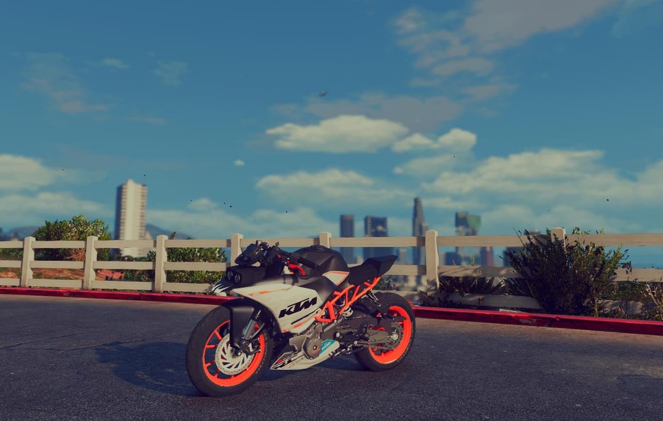 KTM RC 390 2014 [Add-On | Tuning] - GTA5-Mods com