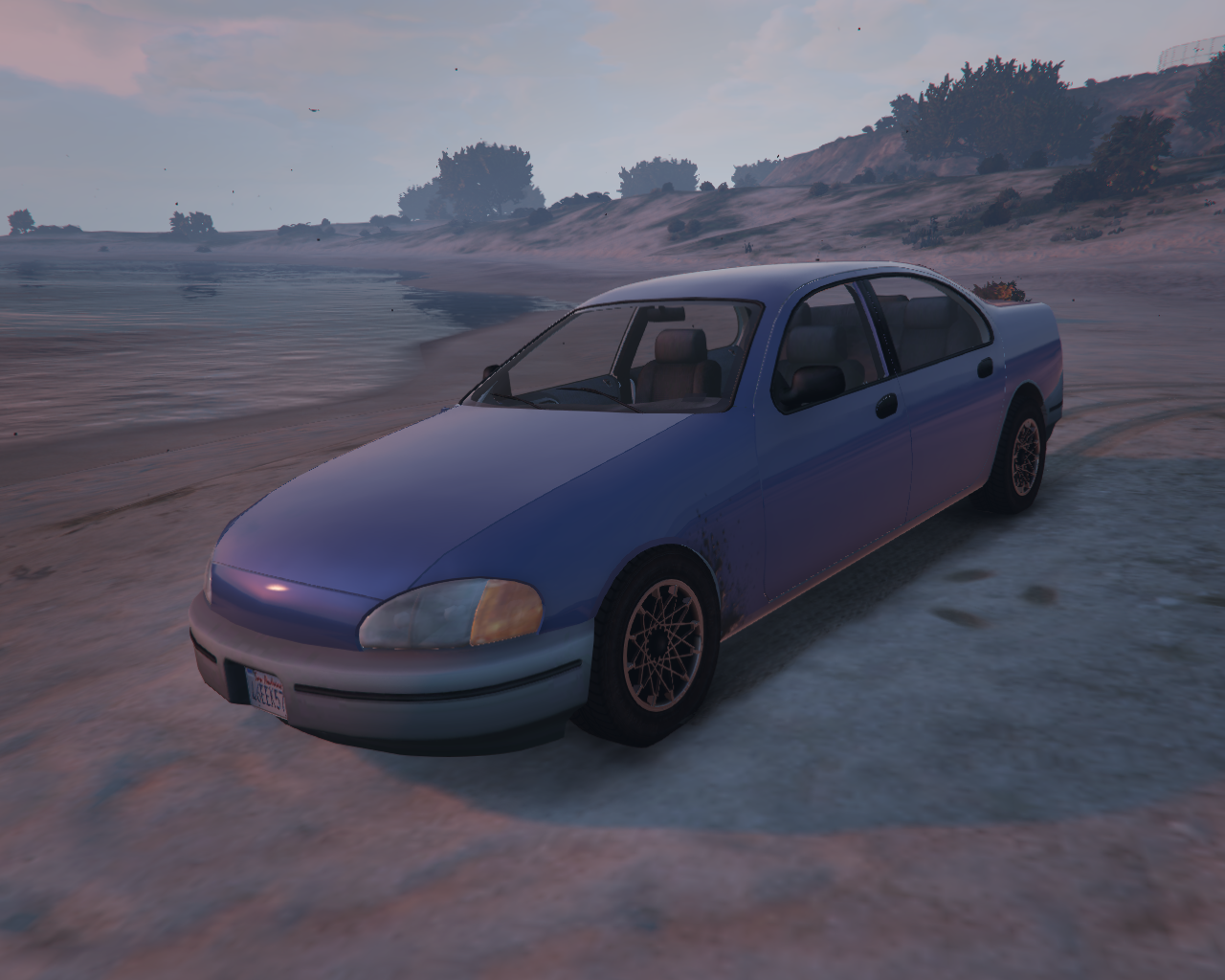 Gta Kuruma Paint Jobs