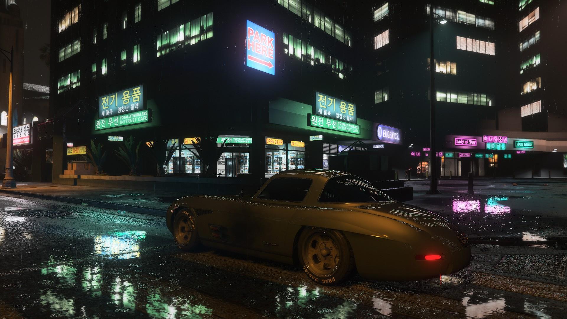 L A  (Reshade) - GTA5-Mods com