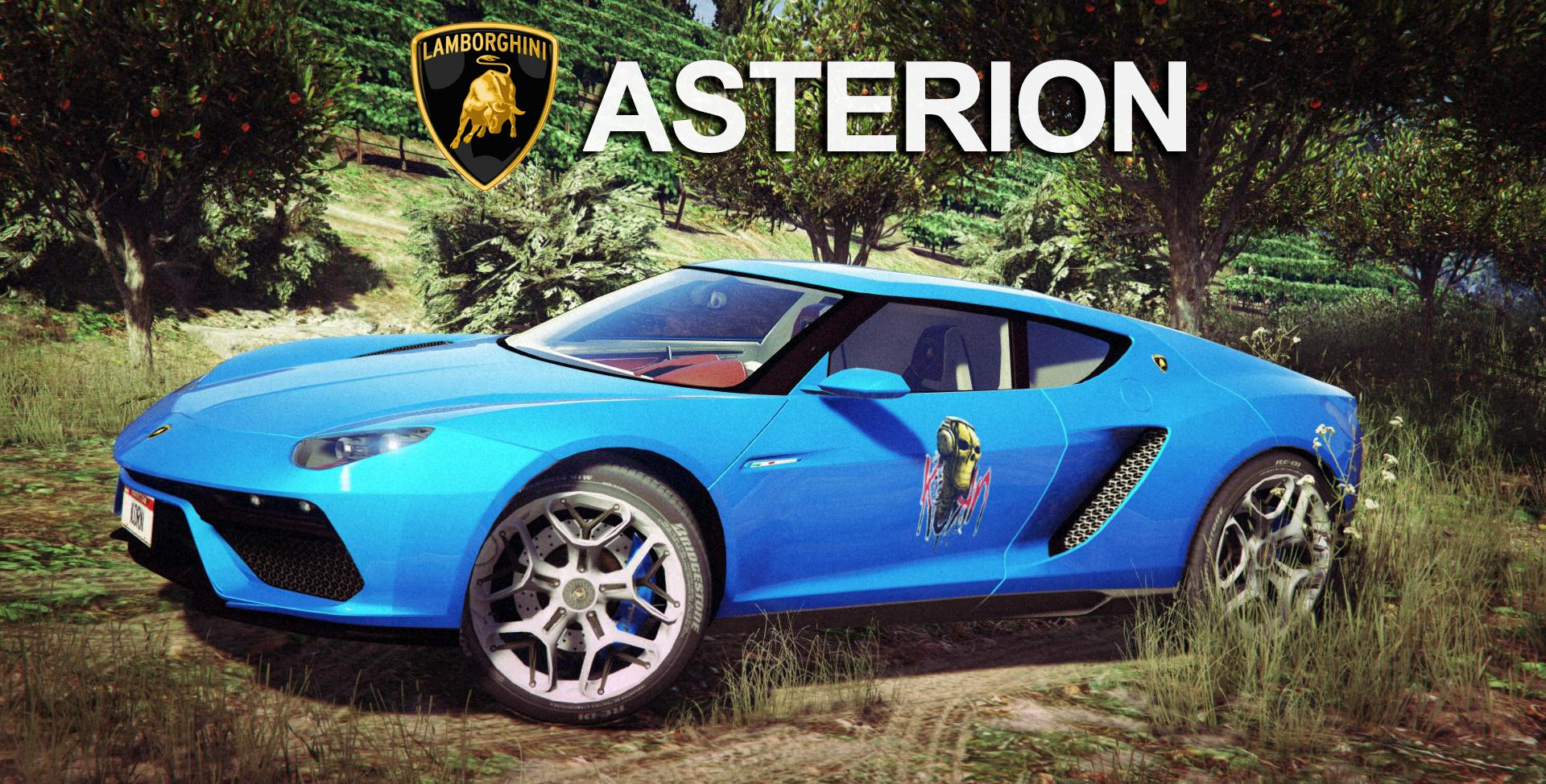 Lamborghini Asterion 2015 Add On Replace Gta5 Mods Com