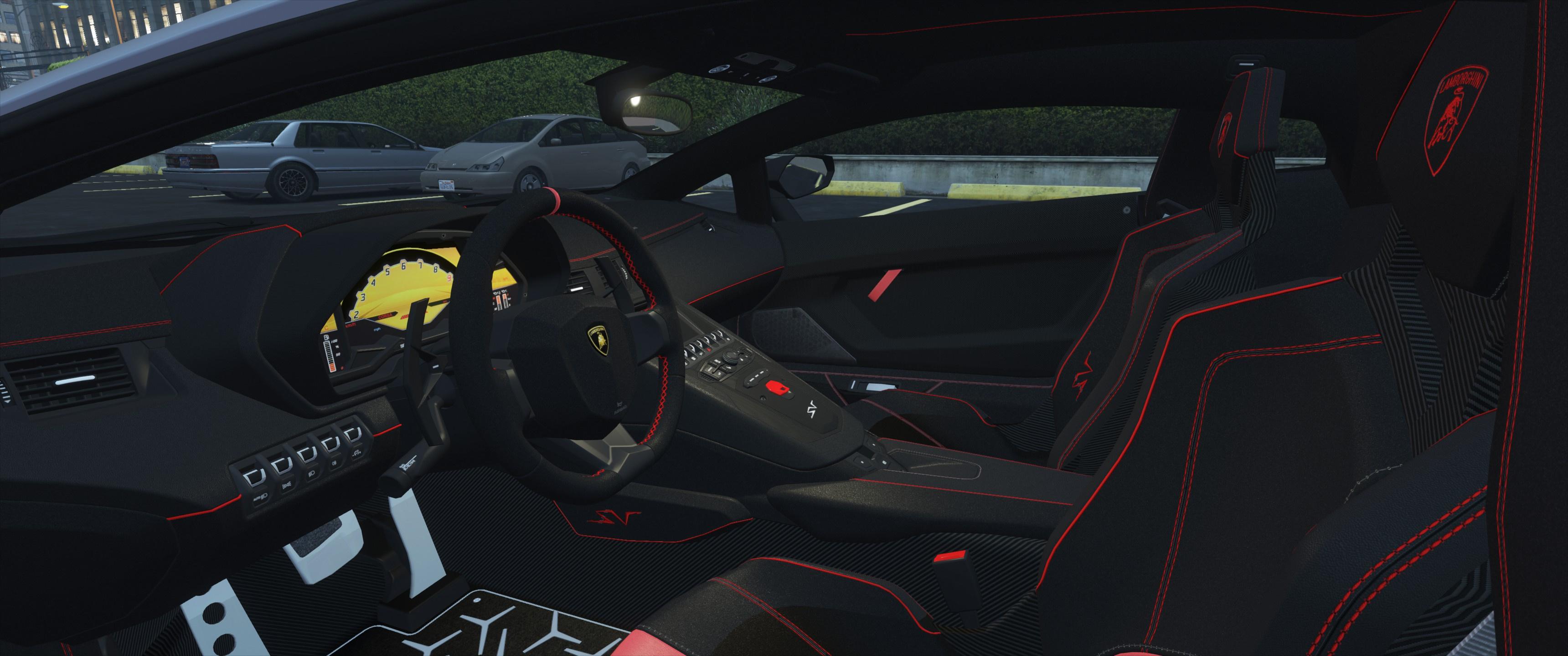 Lamborghini Aventador LP 750-4 SV '15 [Add-On] - GTA5-Mods com