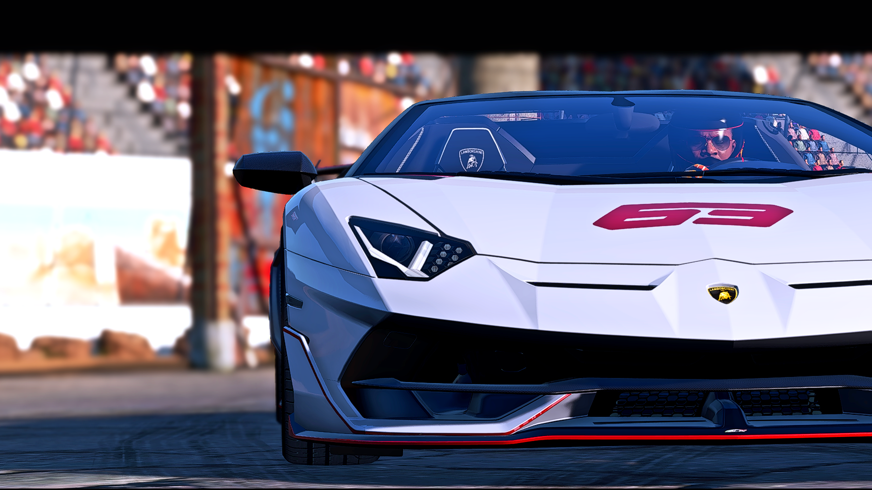 Lamborghini Aventador Svj Roadster Add On Gta5 Mods Com